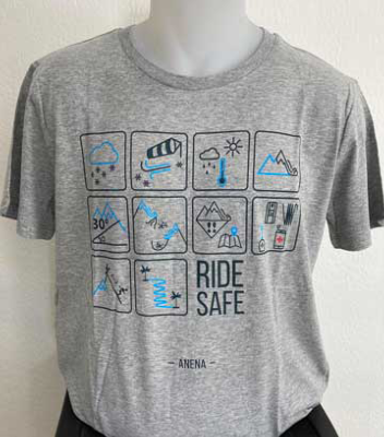 Tee-shirt RIDE SAFE®
