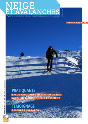 Neige et Avalanches N° 148