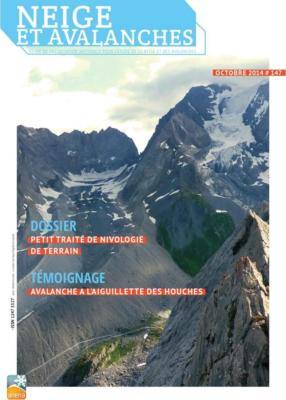 Neige et Avalanches n° 147