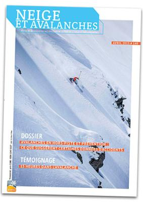 Neige et Avalanches N° 149